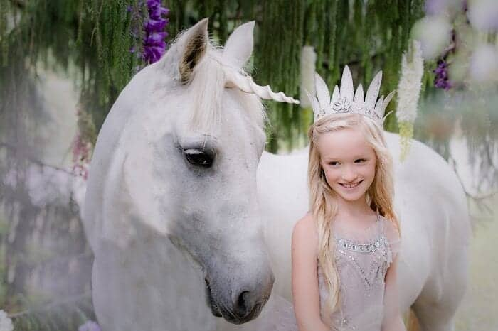 Unicorns And Fairies Real This Photographer Make...