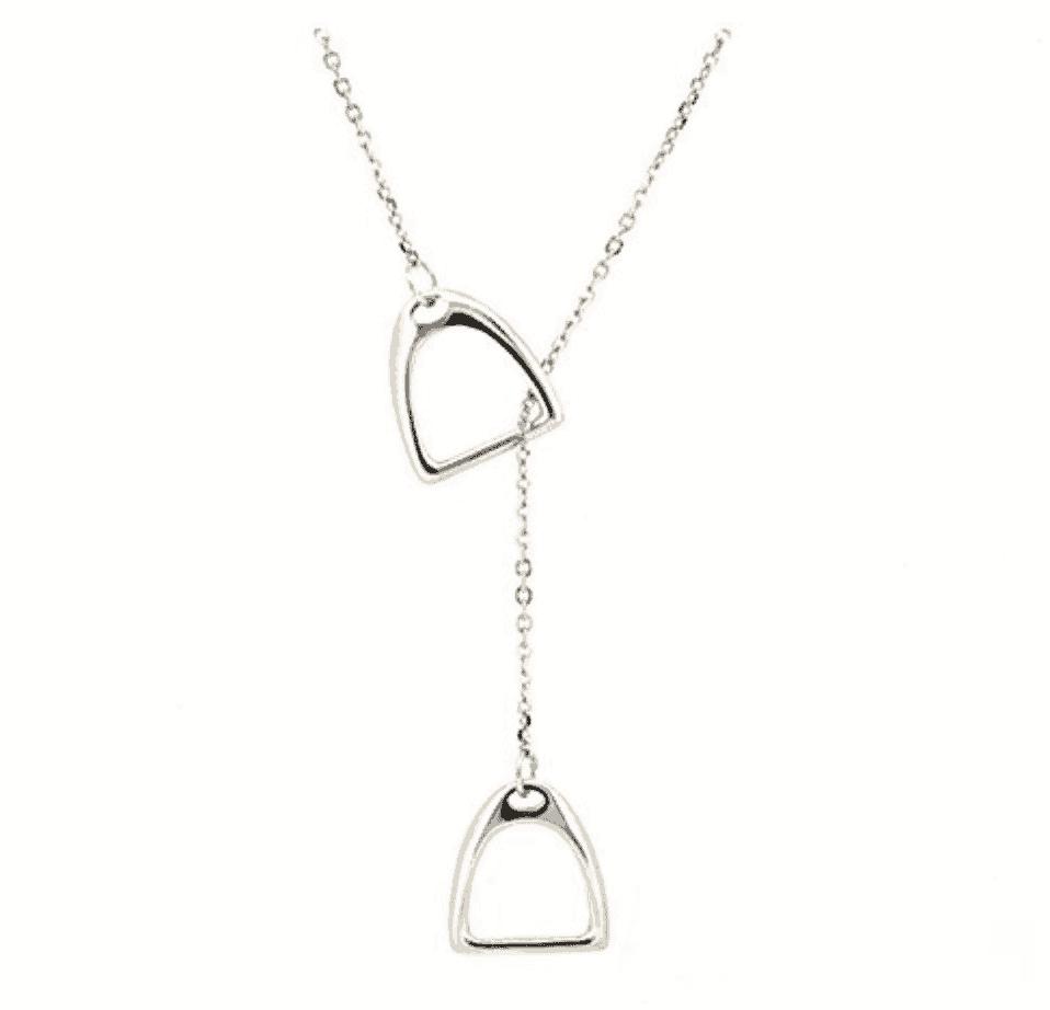 stirrups necklace