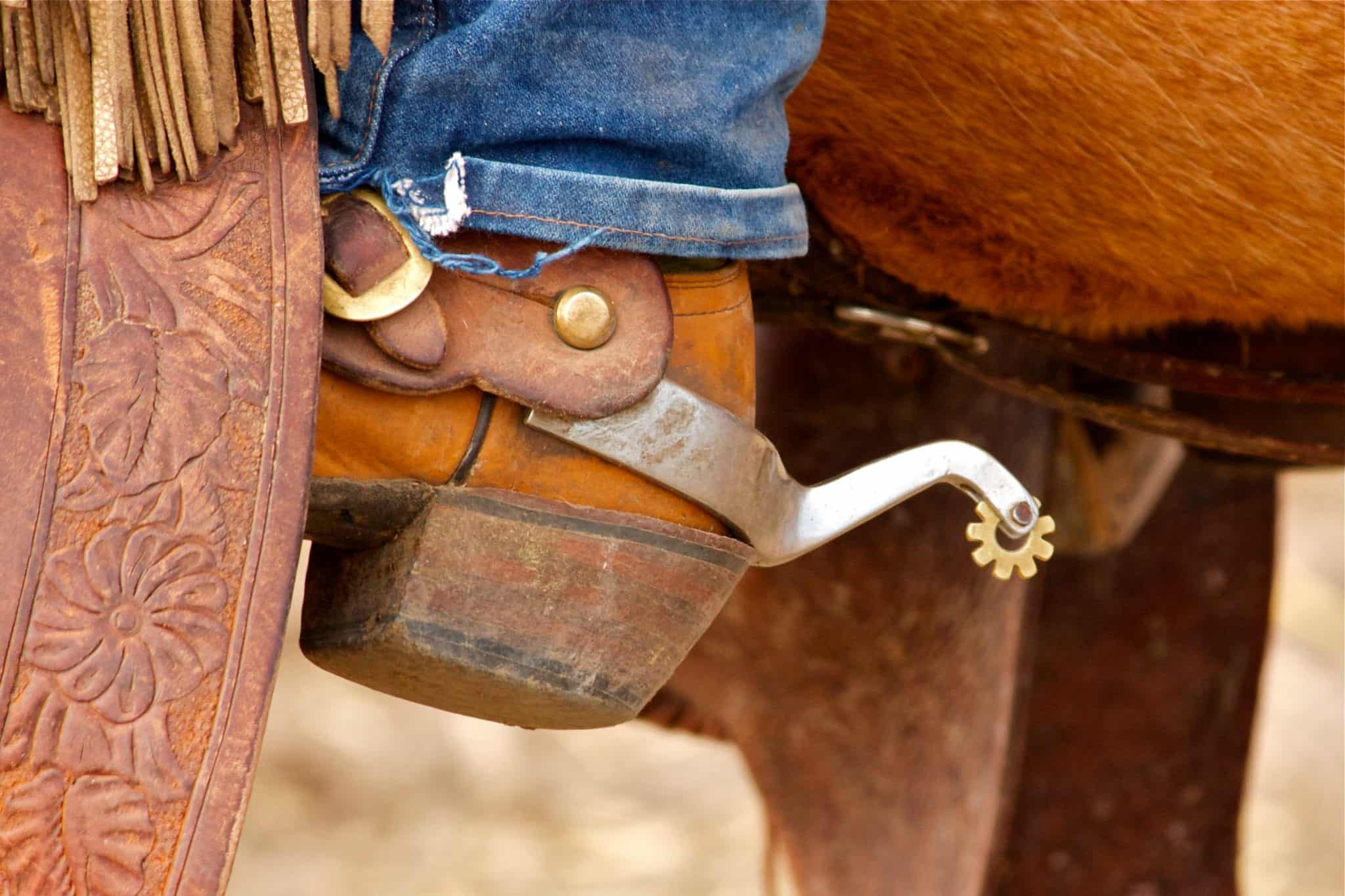 How To Choose The Right Set Of Spurs